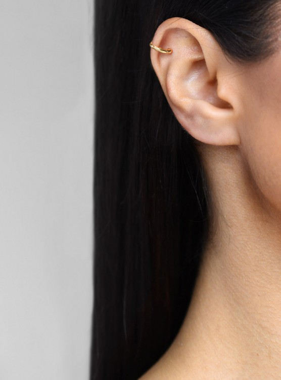 Arete Ear Cuff Galeras Do...